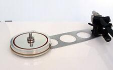 TANGOSPINNER Metal Subplatter TROILO model. For Rega RP6 Turntables