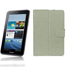 "Custodia Bianca Pieghevole Ecopelle Tab - Tablet 7"" (pollici) DANYSTAR LX-1017"