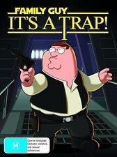 Family Guy - It's A Trap (DVD, 2010, 2-Disc Set)