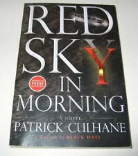 RED SKY IN MORNING by Patrick Culhane UNCORRECTED PROOF