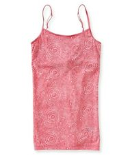 75% OFF! AUTH AEROPOSTALE WOMEN CIRCLE PRINT CAMI SMALL BNWT US$ 19.5+