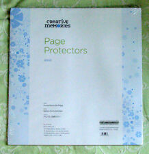 Creative Memories 12 X 12 Scrapbook Page Protectors TRUE size NEW