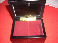 from the movie dirty dancing starring P Swayze and J Grey a stunning music box