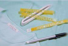 Kleiber Wäschezeichen ca. 3 m Breite ca. 1 cm mit Schablone Wäschestift KL22002