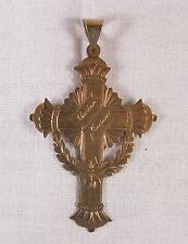 ANTIQUE AMERICAN GOLD 19th CENTURY REWARD OF MERIT, MT.CARMEL CHURCH,