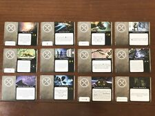 X-Wing Miniatures 2.0 2nd Edition- Modifications Upgrades Cards