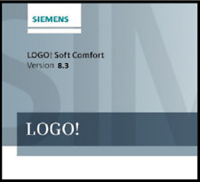 NEW software siemens logo soft comfort V8.3 PLC Win 32/64 software  programming