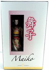 Mattel Maiko Barbie Doll Collector Gold Label 2005 Geisha Japanese New