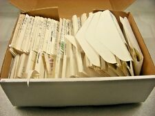 CZECHOSLOVAKIA, incl BOB, Excellent Accumulation of Stamps in envelopes & in