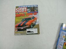 Car Craft Magazine ~ October 2001 ~ Free, Cheap & Easy Super Tune Your Ride