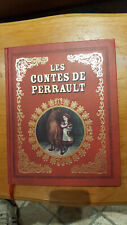 gustave DORE - LES CONTES DE PERRAULT - édition luxe