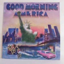 "33T GOOD MORNING AMERICA Vinyle LP 12"" The BYRDS TOKENS RAIDERS BAEZ NASHVILLE"