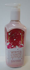 Bath & Body Works Holiday Tradition WINTER CANDY APPLE Moisturizing Hand Lotion