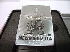 RARE SPECIAL Zippo Windproof Collectible Lighter Godzilla MECHAGODZILLA 1993 NEW