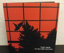 The Mob Let The Tribe Increase Gatefold LP NEW anarcho punk crass conflict