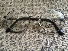 Vintage Kenmark Blaster Grey Demi/Gunmetal Rx Eyeglasses Frame 47 [] 20 135 Euc!