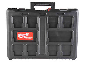Milwaukee 48-22-8450 Packout Tool Case PACKOUT? Modular Storage System