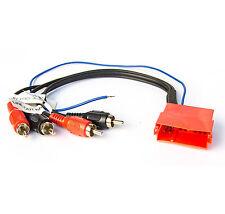 Radio Adaterkabel BOSE Aktivsystem AUDI A2 A3 A4 A6 A8 TT