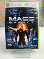 SHIPS SAME DAY Mass Effect Microsoft Xbox 360 Game 2007 Rare New Early Release