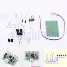 3-5.5V Sound Activated LED Melody Light Lamp Module Electronic DIY  DE