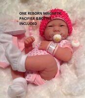 NEW~ Precious Preemie Berenguer La Newborn Doll + Extras INCLUDES BOTTLE PLUS ++