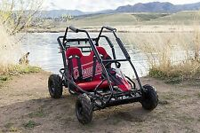 Coleman Powersports KT196 Gas Powered Off-Road Go-Kart 196cc engine 6.5hp
