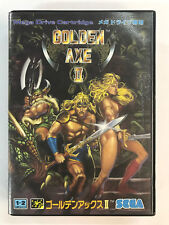 Sega Mega Drive Golden Axe II JAP Golden Axe 2 MD