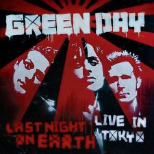 Green Day Last Night on Earth: Live in Tokyo Japan CD WPCR-13630 CD 2009