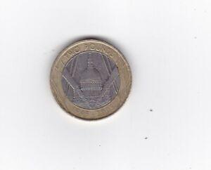 2005 St Pauls £2 Circulated Coin