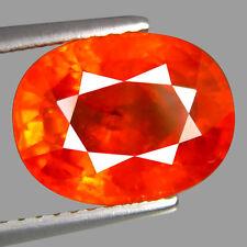 5.79ct Spessartine Garnet  100% Natural Africa Nice Color Gemstone $NR