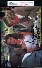 JACQUELINE BISSET THE DEEP JSA COA HAND SIGNED PHOTO AUTHENTIC AUTOGRAPH