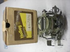 HOLLEY REBUILT ROCHESTER 2GV 7042062 1972 PONTIAC 350-400 ENGINE