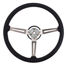 New For Jeep Cj Yj Wrangler 76-95 Leather Steering Wheel  X 18031.06