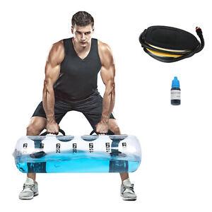 Livebest Water Power Bag Sandbag Fitness Aqua Weight Body Training Workout Gym