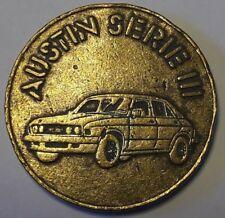 Medaille MEDAL AUSTIN MORRIS MOTOR SERIE III 3