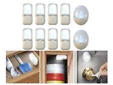 Nuevo 10 X Quik Brite rápido las luces brillantes Led Kit Stick Up En Closet Cocina coche