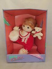 Vintage 1985 Mattel - My Child Doll (New in Original Box) Red Hair/Hazel Eyes