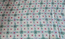 5 Yard Indian Hand block Print Running Loose Cotton Fabrics Printed Decor @14