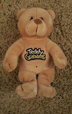 Teddy Grahams Plush Stuffed Animal Yummy Honey Bear Creature Comfort Toys