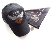 Harley Davidson 115th Anniversary Ride Pack 3 pièces shirt PIN foulard 99404-18vm