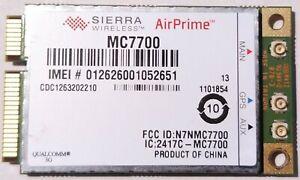 Sierra MC7700 Mini PCI-e WWAN for Panasonic Toughbook