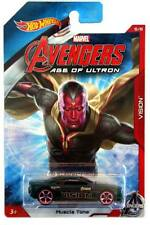 2015 Hot Wheels Marvel Avengers Age of Ultron #5 Vision Muscle Tone