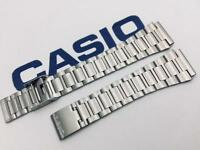 Casio Genuine A158W-1 A-158WEA-9 A158WE A158 STAINLEES STEEL BAND BRACELET