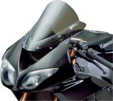 Zero Gravity Windscreen Dubble Bubble Smoke For Kawasaki ZX6R ZX10 16-262-02