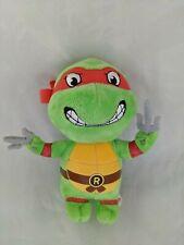 """Ty Raphael Plush 7"""" Teenage Mutant Ninja Turtles Stuffed Animal Toy"""