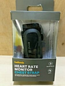 Halfords Heart Rate Monitor & Chest Strap (OPEN BOX)