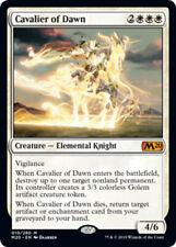 x1 Cavalier of Dawn MTG Core Set 2020 M M/NM, English