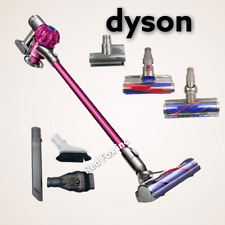 Dyson V6 Absolute+ Cordless Cord-Free Vacuum - Pink - FACTORY REFURBISHED!