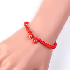 Fashion Women Lucky Bracelets Bead Red String Ceramic Bracelets Jewelry Gift New