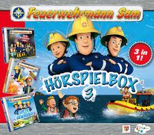 Feuerwehrmann Sam-Hörspiel Box 3 CD